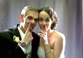 Sadie & Kevin Photo Booth Rental Photos from Wedding